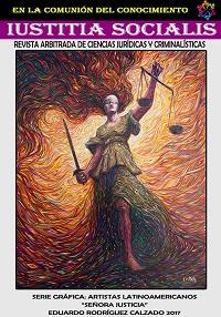 Iustitia Socialis. Revista Arbitrada en Ciencias Jurídicas